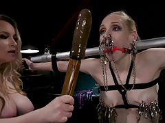 This Orgasm Belongs to You!: A Lesbian Dominatrix Cum Fest