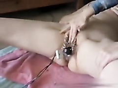 Kinky toy for horny sapphic slut