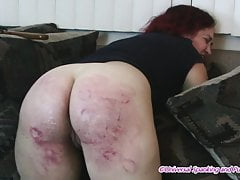 She Craves a Spanking