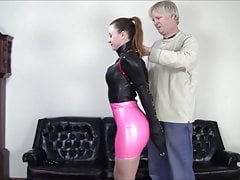 Latex Girl 15