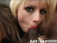 Sorry honey, I am addicted to big black cock