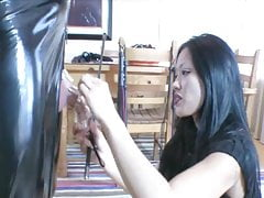 Hot Mistress & Domestic Slave in Chastity (Pt 1)