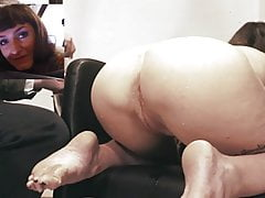 Adreena Winters First Enema