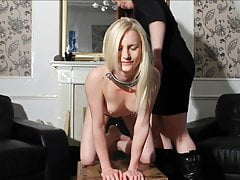 slavegirl training