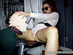 Kinky Femdom Sessions Compilation Brat Perversions