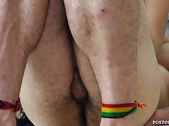 Post Orgasm Cumpilation #2