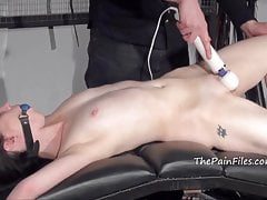 Whipped Fae Corbins hardcore spanking and strict bondage