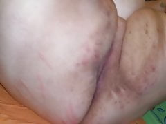 pussy whipping and fuck and cum in the mouth