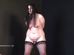Chubby runts big breast whipping and hardcore bdsm