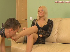 Russian-Mistress Video: Aina