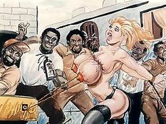 Cartoon BDSM Video Compilation